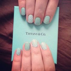 What girl doesn't love Tiffany? Timeless and classic. Just like these matching Jamberry nail wraps.  http://jodieannegardam.jamberrynails.com.au