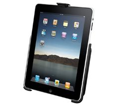 SlipGrip RAM-HOL Mount for Apple iPad Mini 4 Tablet Using OtterBox Defender Case