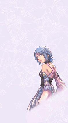 Aqua- Kingdom Hearts