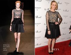 Sarah Paulson In Alberta Ferretti – 'In Secret' LA Premiere