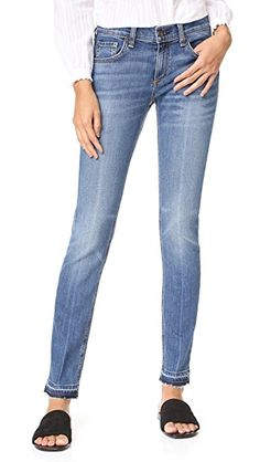 ab8dd4ddc54 Rag   Bone JEAN The Dre Slim Boyfriend Jeans Denim Ootd