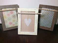 Valantines jewelry Frame valentines gift love heart by PicToFrame