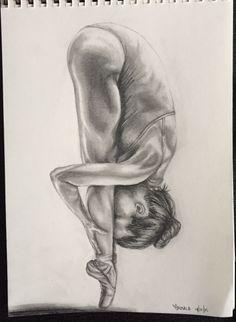 Ballerina feet Ballerina Drawing, Ballet Drawings, Dancer Drawing, Dancing Drawings, Painting & Drawing, Pencil Sketch Portrait, Pencil Art Drawings, Art Drawings Sketches, Ballet Painting