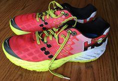 Hoka One One Clayton Running Shoe Review