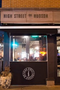 High Street on Hudson opened in December. (Photo: Evan Sung for The New York Times)