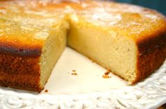 Belleau Kitchen: apple and almond passover cake - a tea time treat