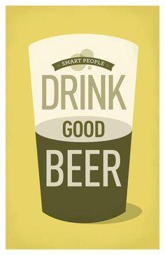 Beba menos, beba melhor!