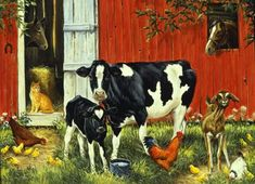 Linda Picken Art Studio / Old MacDonald's Farm Goat.jpg