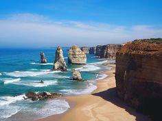 Twelve Apostles #greatoceanroad by julie_greiner http://ift.tt/1ijk11S