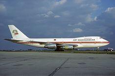 Air Madagascar Boeing 747-200