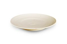 Natural White Dinner Plate