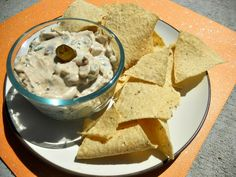 Hezzi-D's Books and Cooks: Jalapeno Onion Dip