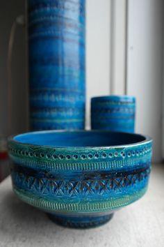 Vintage Bitossi bowl