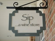Sip... a wine store | We partnered with them for an event. What a great team there!