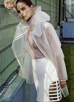 Sport Editorial, Editorial Fashion, Tennis Fashion, Sport Fashion, Loulou Robert, Diesel, Italian Luxury Brands, Paris Match, High Fashion Photography