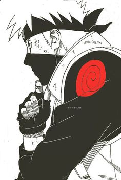 Kakashi is one my favorite anime guys c: -- Kakashi is second in line..... Can any of you guess who is in first? (*it's obvious*)