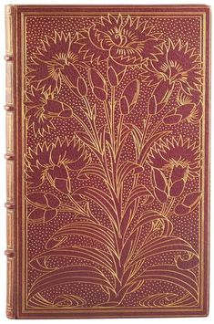 Rare book binding.  Endymion: a poetic romance by John Keats.  Printed in 1818.