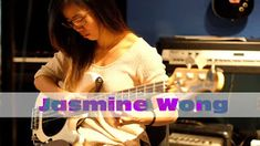 Jasmine Wong: The Studio Diary of a Bassist - Kickstarter    HAPPY HOLIDAYS AND HAPPY NEW YEAR EVERYONE! This is my last video of 2017!  This is a little insight into the recording process and the behind the scenes that goes into creating an album! Although saying Im going to LA to record an album sounds super glamorous its actually a lot of listening attentively and sitting around hammering take after take.  Our producer Mr. Bob Marlette is an incredible human being and I could not have…