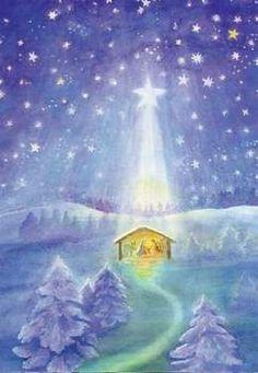 Dorothea Schmidt - Geburt Christi