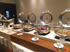 Check out Limketkai Luxe Hotel's Weekend Buffet in CDO at KaVe starting Friday night to Sunday Lunch time. Hotel S, Buffet, Table Settings, Eat, Cagayan De Oro, Buffets, Table Top Decorations, Place Settings, Sideboard Buffet
