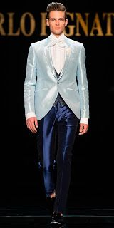 Carlo Pignatelli Spring/Summer 2016 Ceremonia Collection | Male Fashion Trends