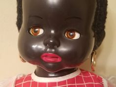 DeeBeeGee's Virtual Black Doll Museum™ – A curation of antique, vintage, modern, and one-of-a-kind (OOAK) black dolls Matthew Henson, Brocade Suits, Arctic Explorers, Doll Museum, Afro Wigs, Brown Paint, Vintage Modern, Natural Texture, Headdress