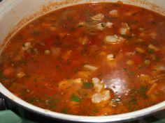 Beth's Favorite Recipes: Olive Garden Pasta E Fagioli Copykat Recipes, Soup Recipes, Olive Garden Pasta, Pasta E Fagioli, Olive Gardens, Soups And Stews, Crockpot, Chili, Favorite Recipes