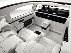 Maybach Luxury Car Interior Do You Like This Cool Get A Lot More Dazzling