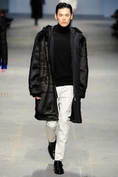 Costume National   Fall 2014 Menswear Collection   Style.com