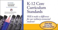How will the core standards impact military children?: Military Child Education Coalition