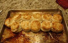 Fluffy biscuits with susage gravy   Juniper Moon Farm