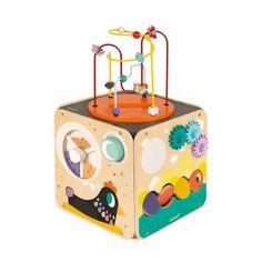 Mobile carillon holzwindspiel Coloré Arc-en-ciel fait tourné en bois Décoration Nouveau
