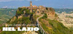 Cinque luoghi da visitare nel Lazio (Roma esclusa)