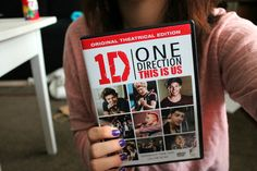 This isn't me but .. I got the DVD today!!!! I'm like going to watch it a million times