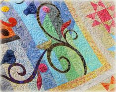 Thread Journey: My Quilting Heart and Soul & Behind the Scenes!
