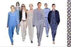 SS12 | Catwalk Trends | Pyjama Fashion | Slouchy Silhouette | ASOS Fashion Finder