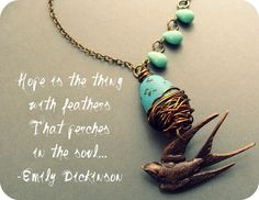 Beautiful necklace.  And I like the way the teardrop beads are attached