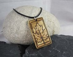 The Falling Leaves Jewelry by MaryClaires on Etsy