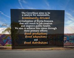 The GrowHaus - non-profit indoor farm, marketplace and educational center in Denver's Elyria-Swansea neighborhood Aquaponics Supplies, Aquaponics Fish, Aquaponics System, Hydroponics, Moving To Denver, Fish For Sale, Led Grow Lights, Swansea, Public Health