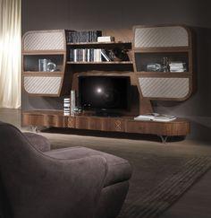 Wandregal Welle Holz Designer Wohneinrichtung Carpanelli | Life! |  Pinterest | Designers