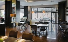 Bar - Rafaelhoteles Atocha