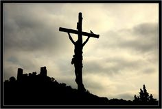 awsome pic of  jesus crucifiction,/france