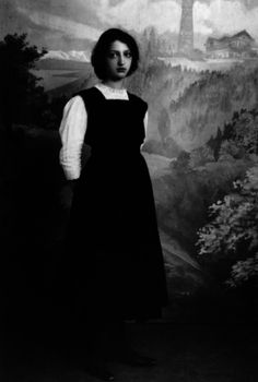   A young Clara Haskil.