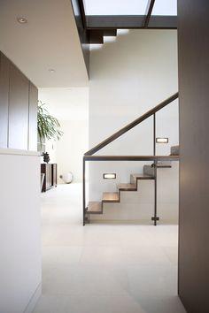 :: STAIRS :: simple stair guardrail detail #stairs