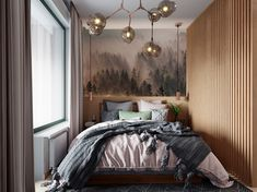 die besten 25 fototapete wald ideen auf pinterest. Black Bedroom Furniture Sets. Home Design Ideas