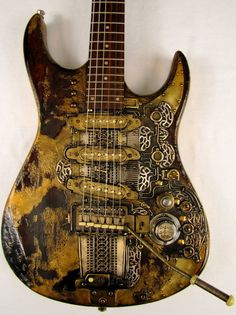 LightHouse electric guitar Picture