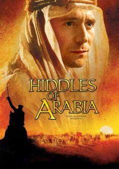 Hiddles of Arabia  <3