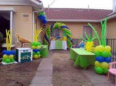 resultado de imagen para fiestas tematicas con globos pinterest