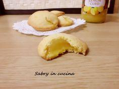 Biscotti ripieni al limone - Ricetta simil Grisbì