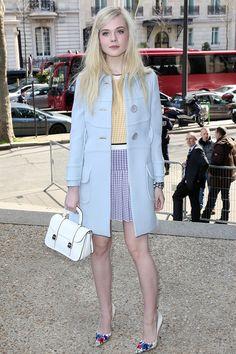 2014 - Style Evolution: Elle Fanning - Photos